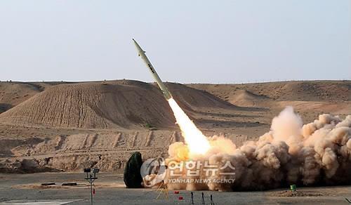 이란 언론 미군 기지 타격 미사일, 미 방공망 무력화