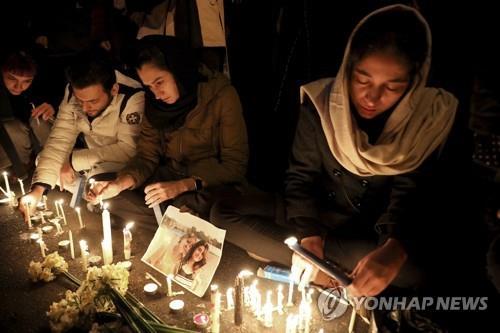 이란 피격 여객기 배상금 지급, 미국 제재로 복잡해질 수도