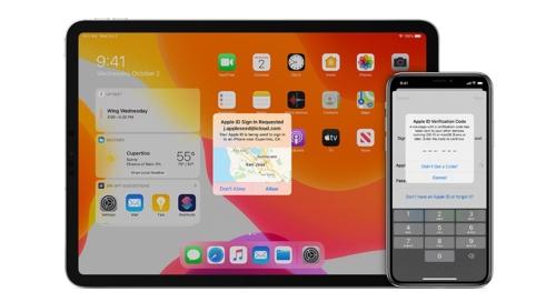 애플 아이클라우드 유저 75% 이중 인증 사용한다