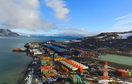 브라질, 남극 과학기지 재개장…화재로 폐쇄된지 8년만