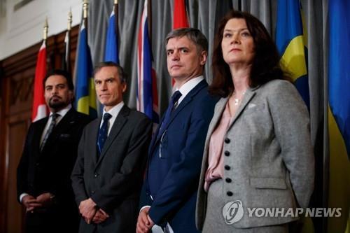 이란 격추된 여객기 블랙박스, 우크라이나에 보낼 것(종합)