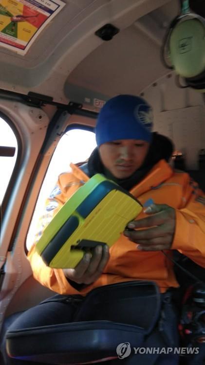 네팔 구조책임자 실종자 매몰 추정지점 2곳 확보…생존 가능해