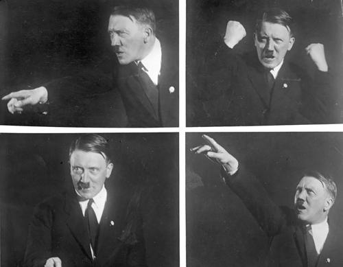 히틀러는 전쟁할 의지도 능력도 없었다