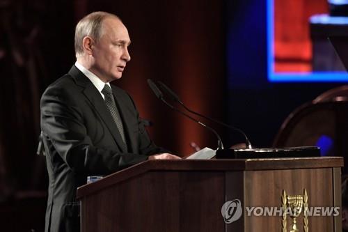 개각 단행한 푸틴, 전임 각료 3명 보좌관으로 임명