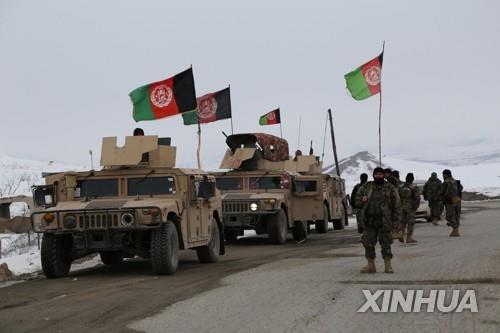 미 당국자 아프간서 군용기 추락…격추된 징후 아직 없어
