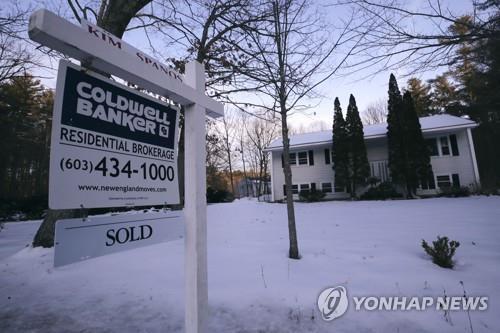 미 주택시장, 코로나19 여파 아직…지난달 주택판매 6.5%↑