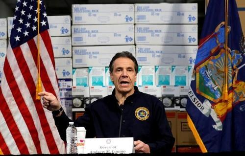 뉴욕주, 확진 5만2천명…'거리두기' 위반 500불 벌금검토