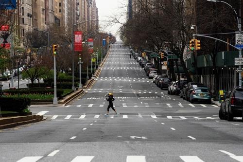 미 뉴욕주 확진 12만2천명…신규 사망자 수 첫 감소