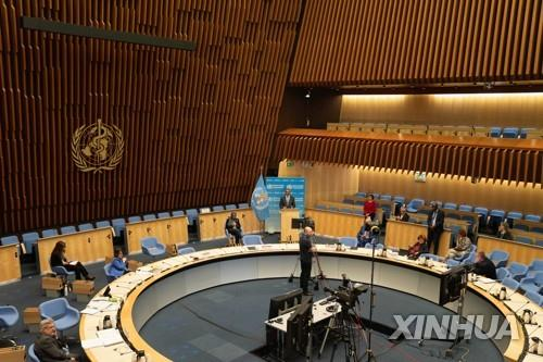 WHO 총회서 코로나19 치료제·백신의 공정한 유통 결의(종합)