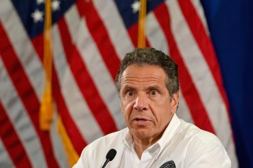 뉴욕주지사 바이러스는 정치에 반응 안해, 트윗 말고 치료해야