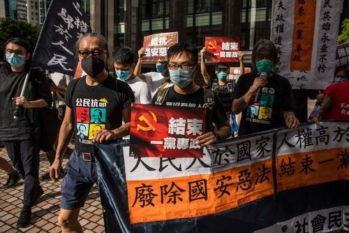 미 상원도 홍콩보안법 관련 中제재법안 통과…트럼프 서명 남아