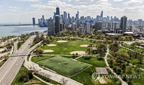 코로나19 팬데믹에 미국 시카고 인구 이탈 가속화