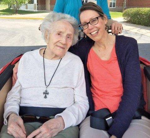 108살 미국 할머니 코로나 완치…109세 생일파티 준비