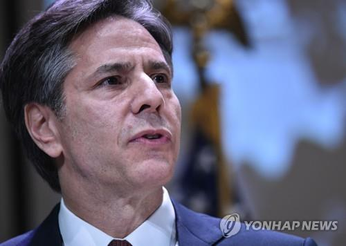 블링컨 동맹과 함께하면 북한·이란 등 위협에 대응 가능