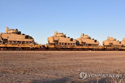 북한, 미군 순환배치에 반발…대화 타령 기만성 드러나