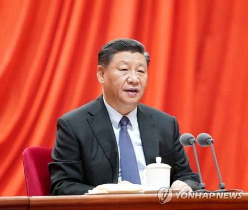 신종코로나 확산 속 시진핑 인민과 함께 단결해 극복(종합)