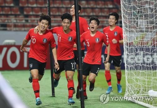 아직 배고픈 김학범호, AFC U-23 챔피언십 첫 우승 도전