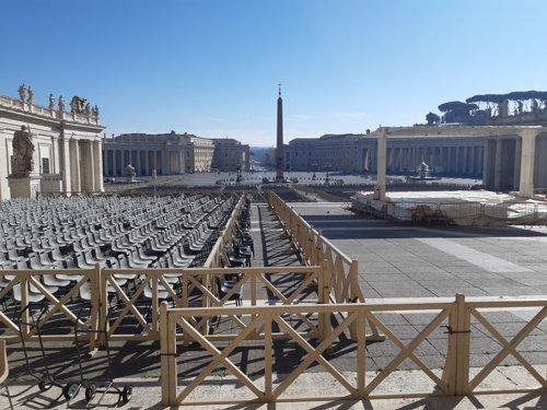 코로나19에서 구하소서…교황, 27일 특별 강복 메시지(종합)