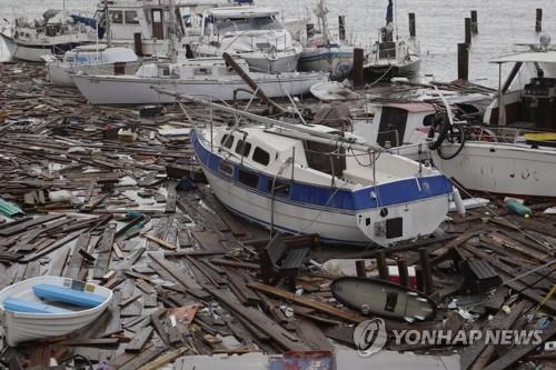홍수·폭염·허리케인까지…지구촌 극단적 기상에 몸살
