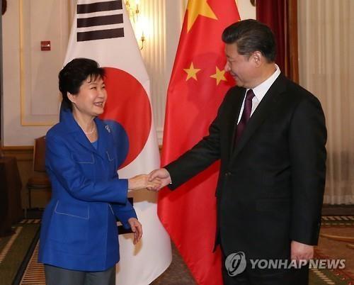详讯:朴槿惠下月访华出席G20峰会 是否会晤习近平受关注