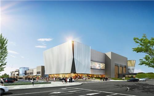 """韩最大规模购物城""""Starfield河南""""即将开业"""