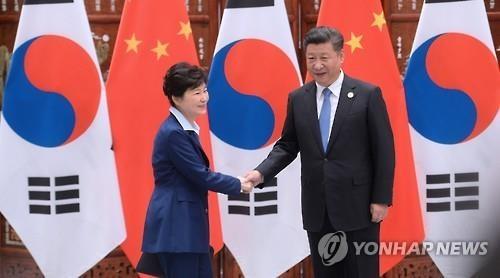 青瓦台:韩中首脑当面坦诚交流萨德问题便是成果
