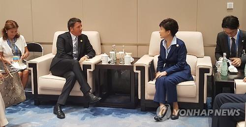 韩意领导人会晤 商定加强朝核问题和经济领域合作