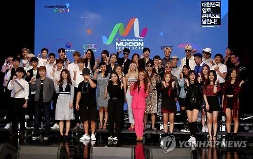 首尔国际音乐博览会10月启幕 SISTAR等71组艺人助阵