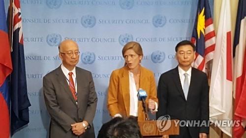 韩政府欢迎安理会发表声明谴责朝鲜射弹