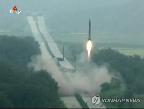韩美日国防部视频会议决定加强涉朝导弹情报互通