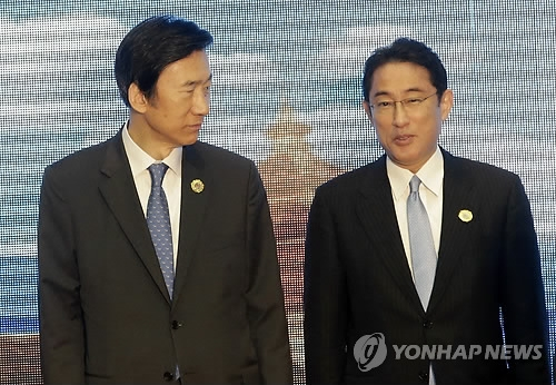 详讯:韩日外长通电话商定采取额外对朝制裁措施