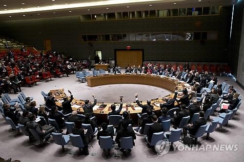 联合国安理会决定就朝鲜核试酝酿新制裁措施
