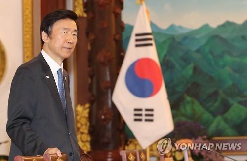 韩外长:朝核武实力极大发展 韩方将加强施压
