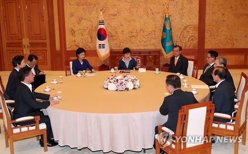 朴槿惠告诫朝鲜扬言挑衅并非空话