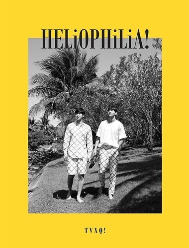 东方神起月底发行写真集《HELiOPHiLiA!》