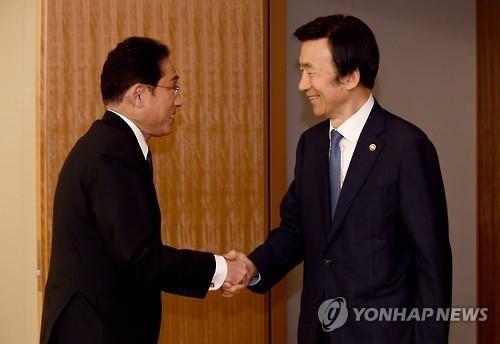 韩日外长联大期间会晤商讨应对朝鲜核试验