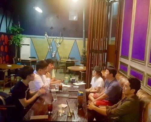 韩艺人郑亨敦执笔韩中合拍网络大片