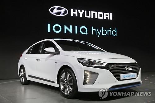 韩环保车市场发展迅猛 上半年销量超过德国