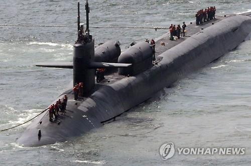 韩美商定在朝鲜即将动用核武时先发制人加以打击