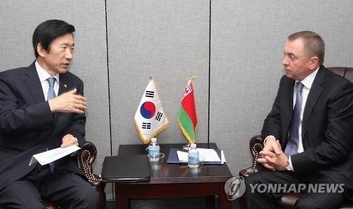 韩外长会晤欧洲多国外长重申共同应对朝核问题