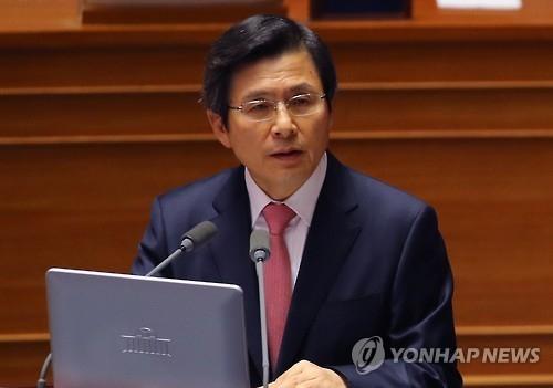 韩总理驳核武装呼声:韩方坚持半岛无核化