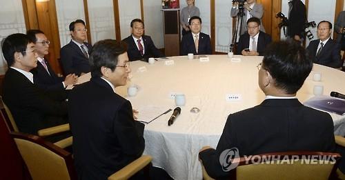 韩拟提前增预算打造国防武器体系防范朝潜射导弹