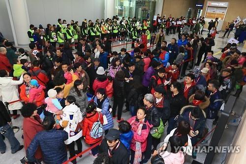 韩济州每月千名外国人因访问目的不明免签入境遭拒