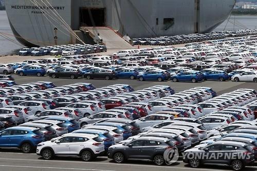 韩国今年汽车产量全球排行第六 首被印度赶超