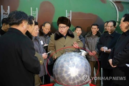 韩对朝核武能力评估多年维持不变 情报收集能力遭质疑