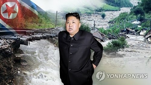 韩政府:金正恩或在洪涝灾后重建工作结束后赴灾区