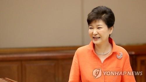 朴槿惠:平昌冬奥是展现韩国文化与实力的良机