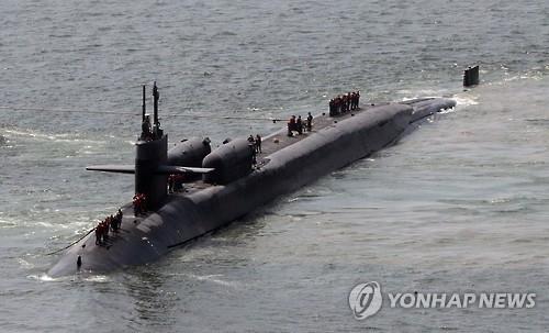 韩专家:韩可在8-10年内自造核潜艇