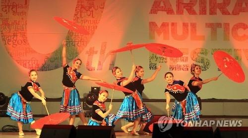 韩多元文化庆典MAMF明开幕 系列活动精彩纷呈