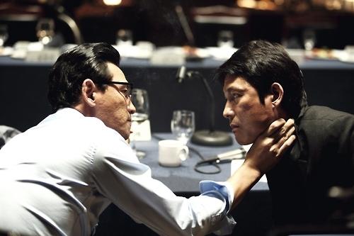 韩片《阿修罗》上映4天吸引百万人观影